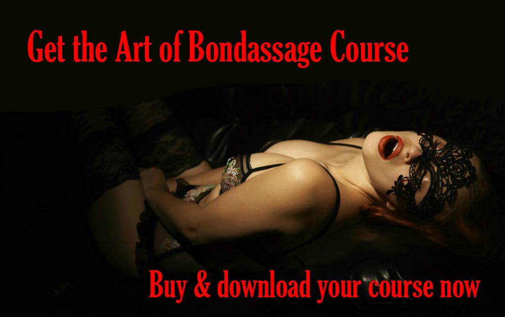 Purchase The Art of Bondassage Course